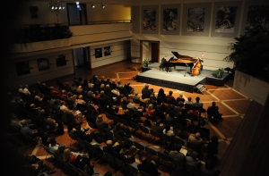 Foto: Seligo/Strutzenberger Concert Hall Washington DC © Peter Cutts